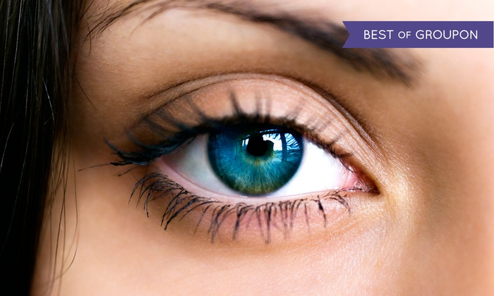 Younger Image Plastic Surgery Center - Multiple Locations: 50% Off Upper-Eyelid-Reduction Procedure for Both Eyes at Younger Image Plastic Surgery Center