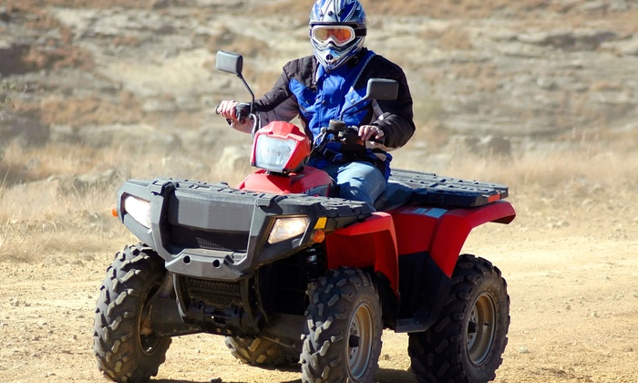 Ohio ATV World - Logan: 16-Mile Guided ATV Tour for One, Two, or Four People from Ohio ATV World (Up to 54% Off)