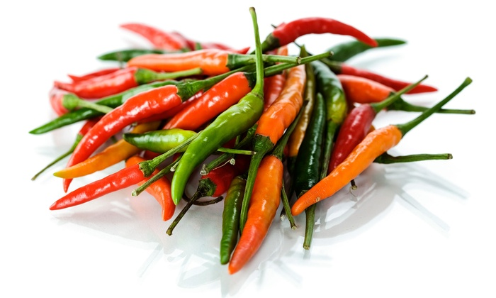 Lava Lips - Fairgrounds: $11 for $20 Worth of Hot Sauce or Salsa and a Tasting for Two at Lava Lips