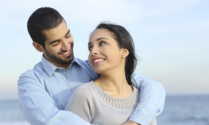All Media Solutions: 30-Minute Engagement Photo Shoot with Digital Images from All Media Solutions (75% Off)