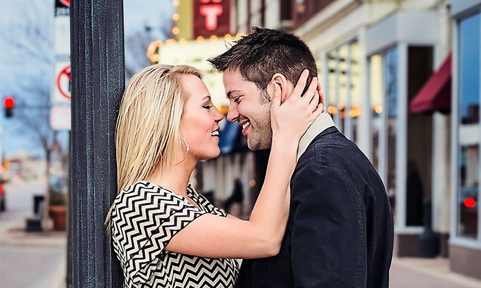 Rotella Photography - Minneapolis / St Paul: Up to 90-Minute Engagement Photo Shoot at Up to Two On-Site Locations from Rotella Photography, LLC (75% Off)