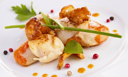 $27 for $45 Worth of International Cuisine for Two or More at Smith Commons