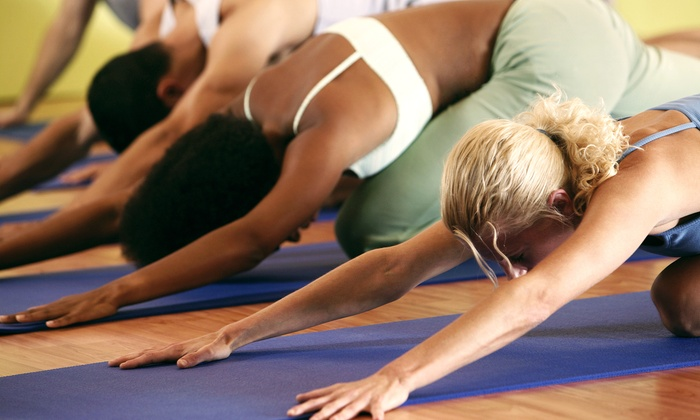Addicted To Yoga - Multiple Locations: Five Yoga Classes, Two Weeks of Yoga, or Four Pilates Reformer Classes at Addicted To Yoga (Up to 68% Off)