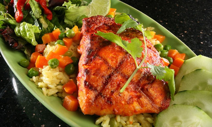 Zivaz - Tucson: Platillos Zivaz Mexican Entrees at Zivaz (Up to 53% Off). Two Options Available.