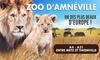 Entrée Zoo d'Amnéville