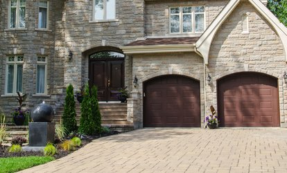 58% Off Garage Door Tune-Up with Inspection