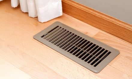 $49 for Cleaning of Unlimited Vents, One Main, One Return, and One Dryer Vent  ($250 Value)