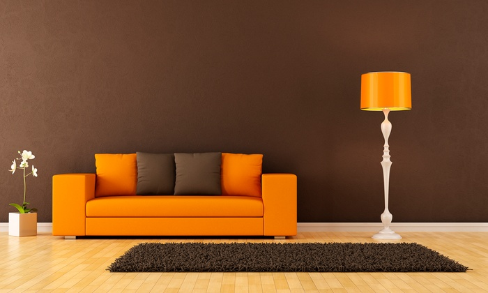 A+ Air Care LLC - New Orleans: $29 for Upholstery Cleaning for One Sofa or Two Chairs from A+ Air Care LLC ($100 Value)