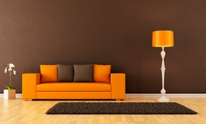A+ Air Care LLC: $29 for Upholstery Cleaning for One Sofa or Two Chairs from A+ Air Care LLC ($100 Value)