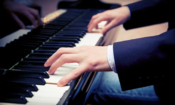 Presto Piano Studio - Apple Grove: $39 for Four 30-Minute Private Piano Lessons at Presto Piano Studio ($80 Value)