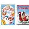 Holiday Movies on DVD or Blu-Ray