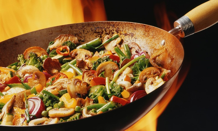The Heart Of The Gourmet - Beachway Estates: Wok-Cooking Class for One or Two at The Heart of the Gourmet (Up to 51% Off)