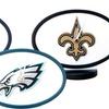NFL Desk Logo Clock