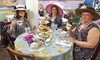 Into My Garden Tearoom - Plano: Afternoon Tea in Three Tiers for Two, Four, or Six at Into My Garden Tearoom (46% Off)