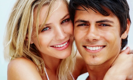 Teeth Cleaning and Fluoride for One or Two with Option for Whitening at Champion Dental Hygiene (Up to 82% Off)