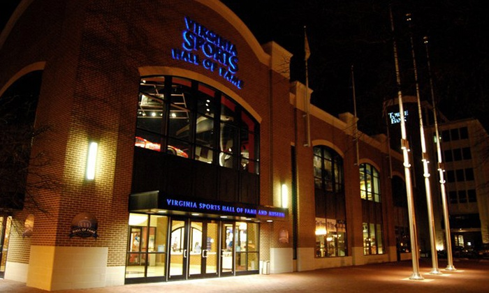 Virginia Sports Hall of Fame & Museum - Portsmouth: One-Year Family Membership or Admission for Two at Virginia Sports Hall of Fame & Museum (Up to 51% Off)