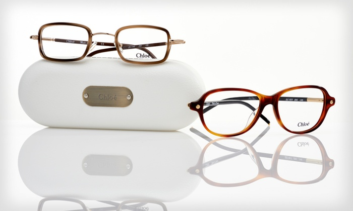 Chloé Women's Optical Frames: $44.99 for Chloé Women's Optical Frames (Up to $419 List Price). Multiple Styles Available. Free Shipping and Returns.