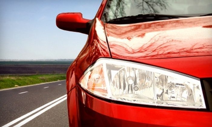 Irving's Detailing Salon - Northwest Virginia Beach: $29 for Hand Wash, Wax, Interior Vacuum, and Exterior Detailing at Irving's Detailing Salon in Virginia Beach ($65 Value)