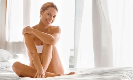 Three or Six Laser Hair-Removal Treatments for a Small, Medium, or Large Area at Metropolitan Med Spa (92% Off)