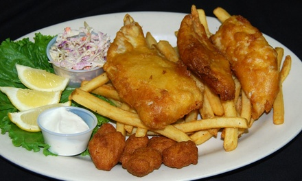 One or Three Groupons, Each Good for $20 Worth of American Pub Food at Mcbride's On 52 (Up to Half Off)