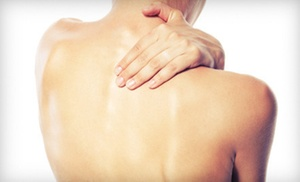 Quantum Rolfing Structural Integration: $59 for a 90-Minute Custom Rolfing Session at Caring Hands Integrated Wellness ($150 Value)
