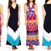 Sandra Darren Maxi Dresses