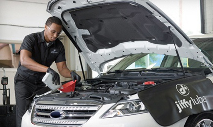 Jiffy Lube - Multiple Locations: $21 for a Signature Service Oil Change with Safety Inspection and Fluid Check at Jiffy Lube (Up to $41.99 Value)