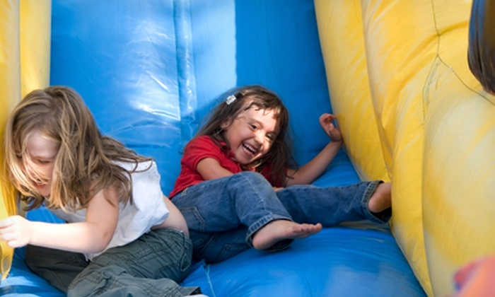 InflataPalooza - Multiple Locations: $69 for a Full-Day Bounce-House Rental from InflataPalooza ($140 Value)