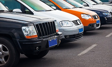 Four, Seven, or Ten Days of Valet Parking with Shuttle Service from Fly Away Airport Parking Services (Up to 50% Off)
