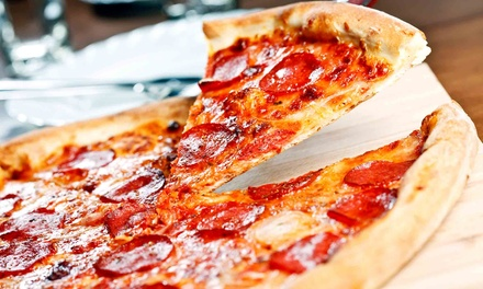 Family Dinner or $10 for $20 Worth of Pizzeria Cuisine at Big Daddy's Pizza