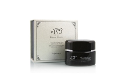Vivo Per Lei Black Diamond Line Expression Facial Mask