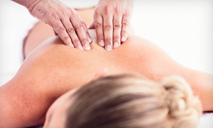 Fremont Wellness Center - Multiple Locations: Massage with Exam, Consultation, and Optional One or Three Adjustments at Fremont Wellness Center (Up to 80% Off)