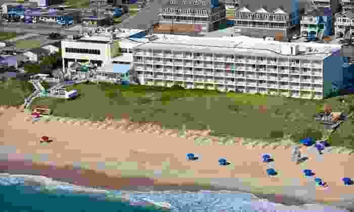 Ramada Plaza Nags Head Beach - Kill Devil Hills, NC: Stay at Ramada Plaza Nags Head Beach in Outer Banks, NC