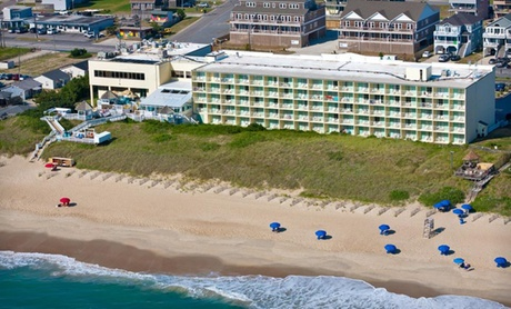 Oceanfront Hotel on Outer Banks