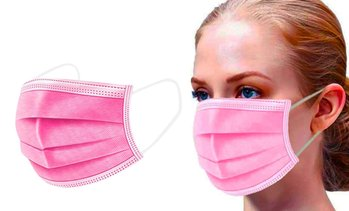 Three-Ply Disposable Face Masks