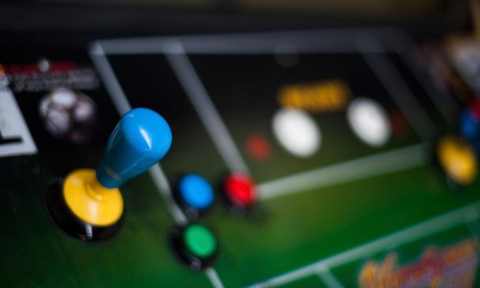 Paniq Entertainment - PanIQ Entertainment: Arcade Games at PanIQ Entertainment (45% Off)