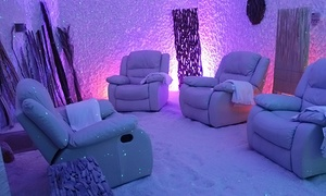 Salinair Salt Room: 45-Minute Salt-Room Treatment for One, Two, or Up to Six at Salinair Salt Room (Up to 64% Off)