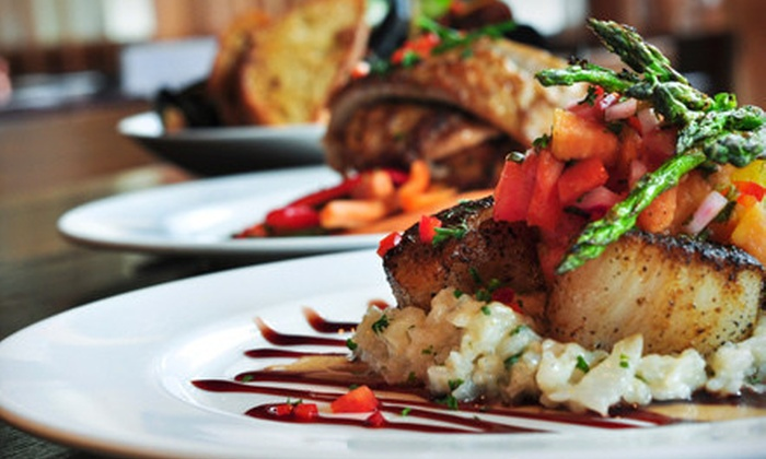 Catch - The Castro: $20 for $40 Worth of Seafood and Steak at Catch