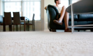 Carpet Cleaning For Three Or Five Rooms From Green Machine Cleaning & Restoration (up To 53% Off)