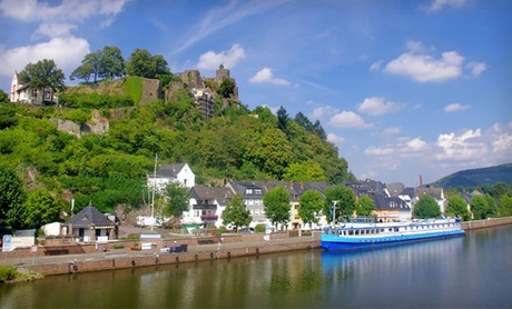 Cruise Through Germany on the Rhine River