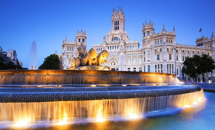 Groupon Deal: 8-Day Tour of Spain with Round-Trip Airfare, Hotels, and Tours from Friendly Planet Travel Inc.