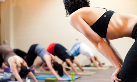 5, 10, or 20 Yoga Classes at Kindness Yoga