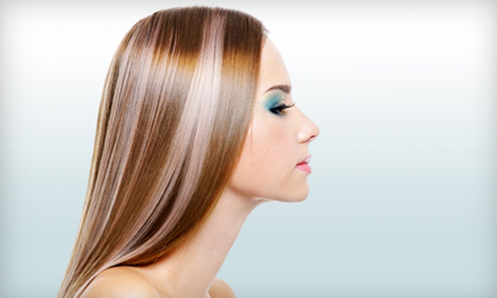 Bloom Bridal Boutique - Willow Glen: Keratin Treatment or $25 for $60 Worth of Hair Services at Bloom Bridal Boutique