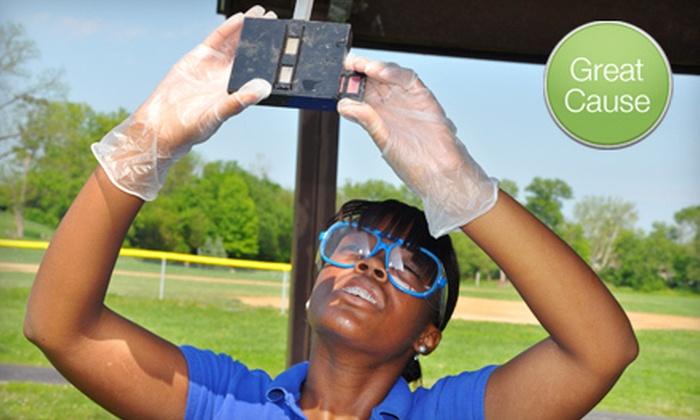 Groundwork Cincinnati/Mill Creek - South Cumminsville: $10 Donation to Help Monitor Water Quality