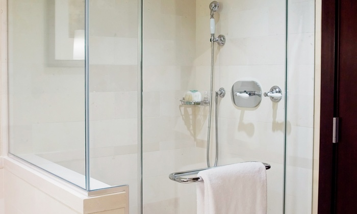 Bath Planet - Akron / Canton: Complete Tub and Shower System or Complete Bathroom Remodel from Bath Planet (Up to 94% Off). Three Options Available.