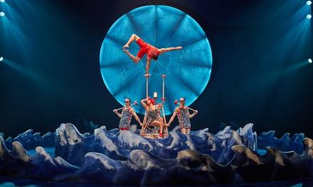 Last Chance: Cirque du Soleil