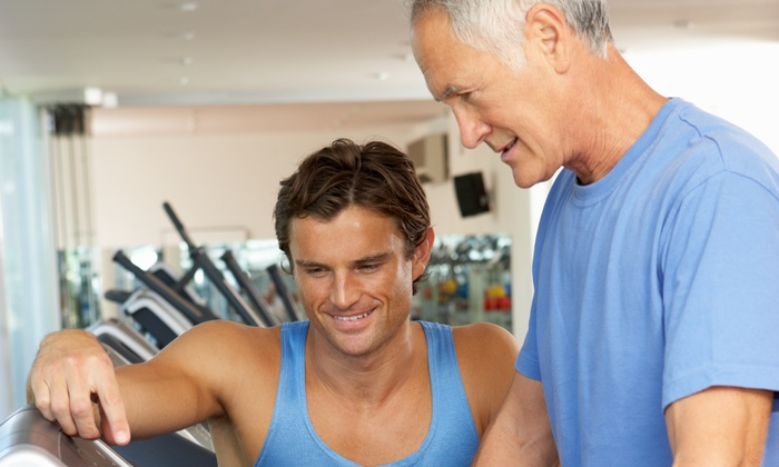 Icor620 Fitness - Yucca Valley: $79 for $240 Worth of Personal Training — ICOR620 FITNESS