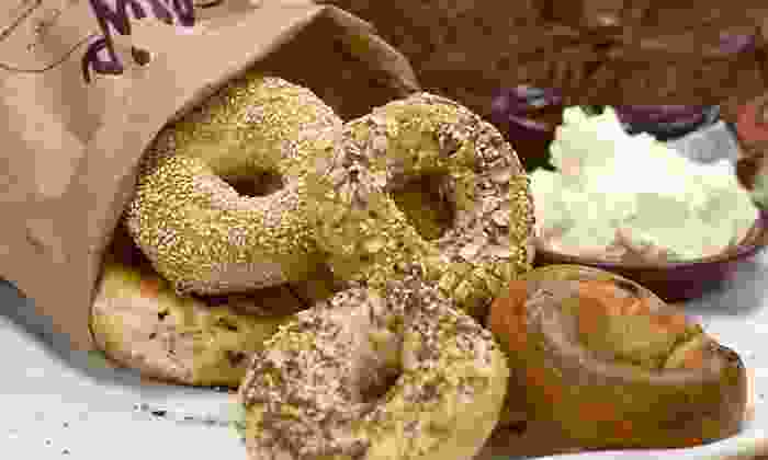 Solly's Bagelry - Multiple Locations: C$6 for C$12 Worth of Bagels and Pastries at Solly's Bagelry