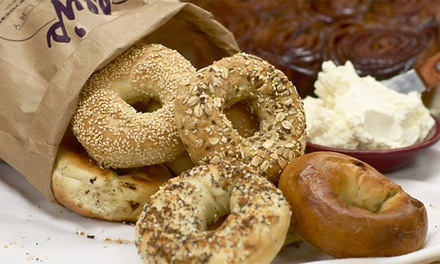 $6 for $12 Worth of Bagels and Pastries at Solly's Bagelry