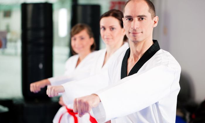Brown's TKD Institute - Buenaventura Lakes: Week of Unlimited Martial Arts Classes and Uniform or Month of Classes at Brown's TKD Institute (Up to 69% Off)